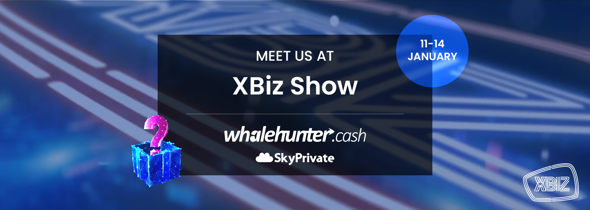 Meet Whalehunter.cash at XBiz Show 2021!