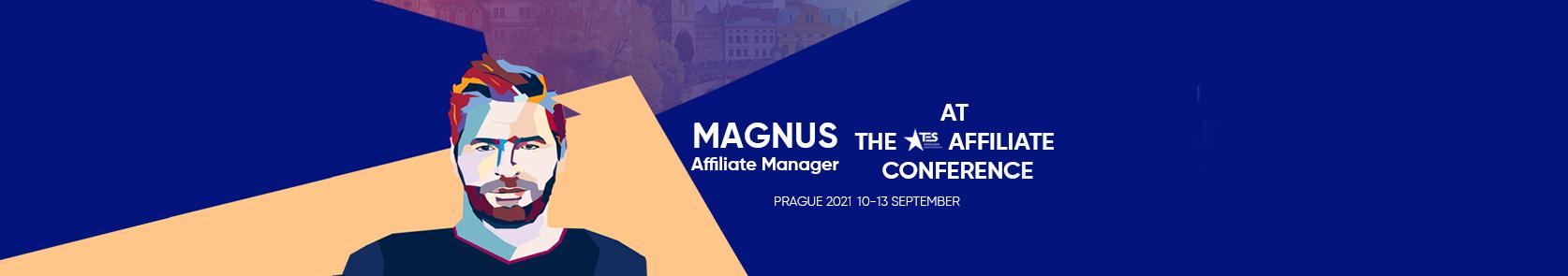 Join WhaleHunter.cash at TES Affiliate Conferences Prague 2021